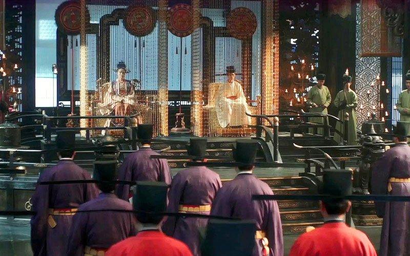 2021 Top 15 Wuxia Chinese Drama