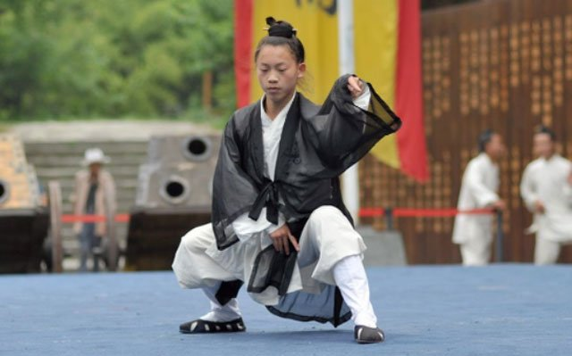 What is Taoist Clothing?
