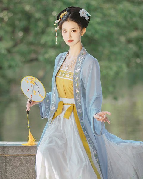 6 Hanfu Styles for Summer