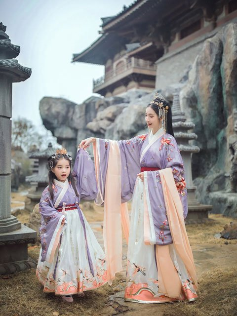 Han's Costume Tips | How to Take Amazing Photos of the Parents and Children