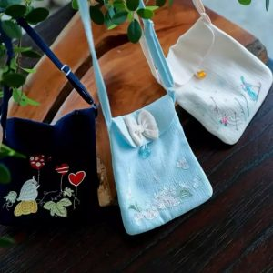 6 Beautiful Bags for Going in Traditional Chinese Clothing