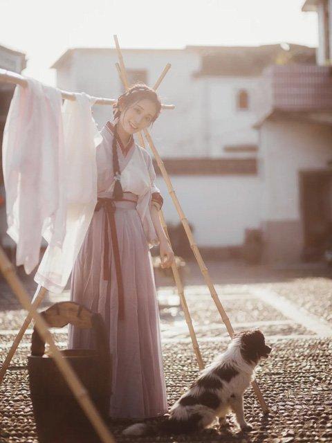Hanfu Photography - Enjoy Hanfu in Daily Life