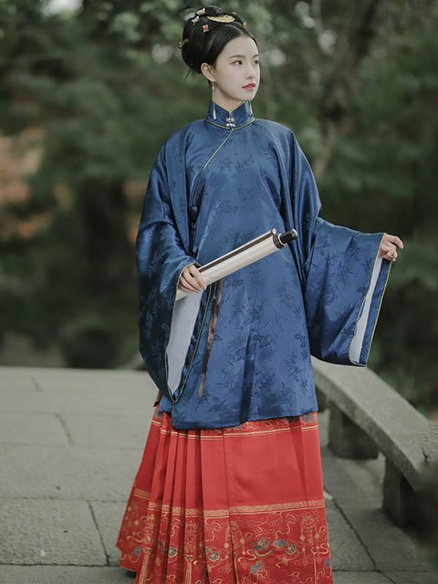Nice Ming-tyle Chinese Dress for Girls (Summer)