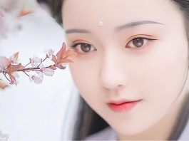 2020 Beautiful Hanfu Photography | Looking Forward to the Flowering Season