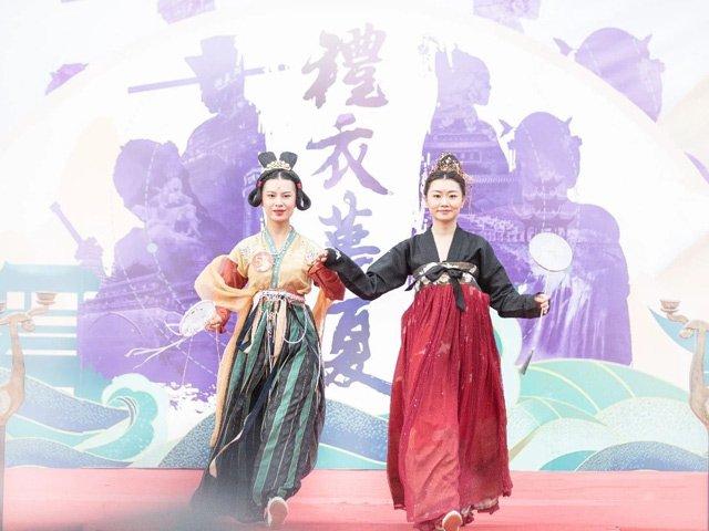 2020 Li Yi Hua Xia Hanfu Supermodel Competition