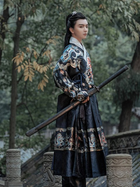 How to Choose the Best Chinese Traditional Dress for Man