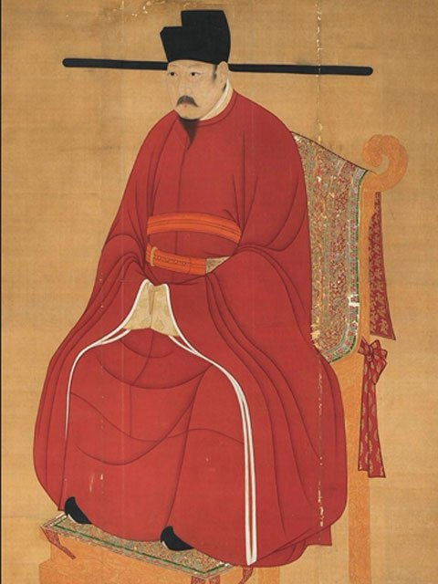 Composition of Song Dynasty Emperor Clothing - Hanfu culture