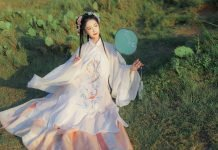 Four Sets of Hanfu Suits for Autumn - Elegant & Gorgeous