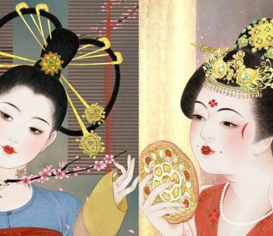 Hanfu Jewelry | The Legendary Life of the Sui and Tang Royal ladies