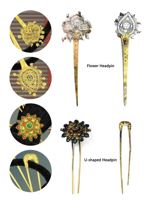 Hanfu Jewelry   The Legendary Life of the Sui and Tang Royal ladies