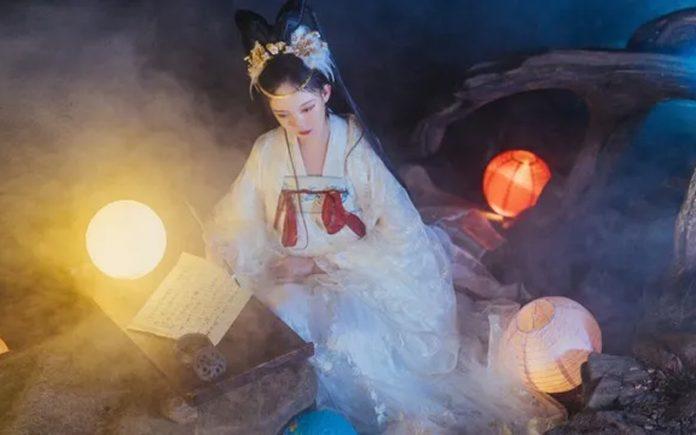 Hanfu & Mid-autumn Festival Photo Sharing