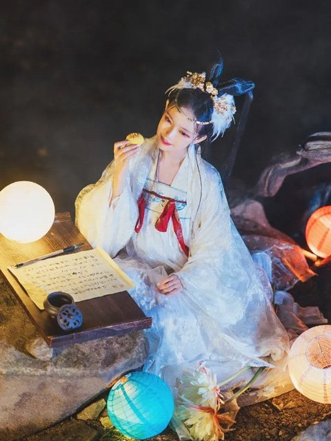 Hanfu & Mid-autumn Festival Photo Sharing