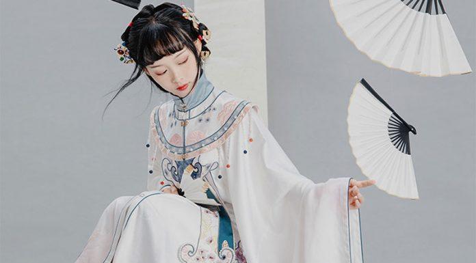 12 Latest Fashion Chinese Clothing Hanfu Styles in Runway