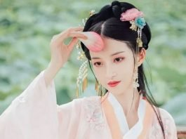3 Basic Elements of Classical Hanfu Makeup