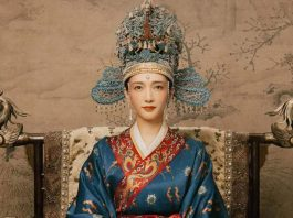 Detail of Song Dynasty Empress Costumes – Hanfu Culture