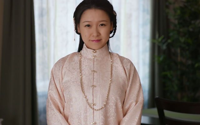 How to Wear Hanfu (6): Ming Style Standing Collar Jacket