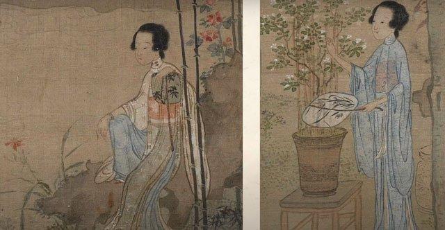 How to Wear Hanfu (7) – Ming Dynasty Sheer Fabric Shirt