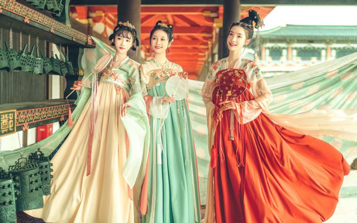 How to Wear Hanfu: Covers Most Hanfu Styles - Updating