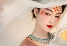 Modern Hanfu Drawing & Cosplay - Restore the Tang Dynasty
