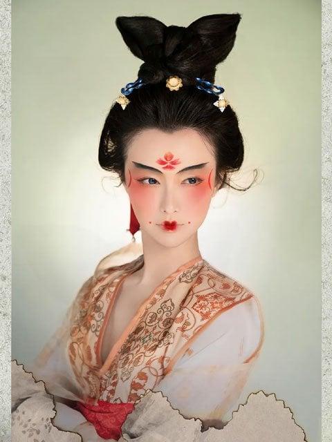 Modern Hanfu Drawing & Cosplay - Restore the Tang Dynasty