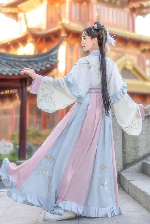The Different Between Wei Jin Style & Wei Jin Dynasty Hanfu