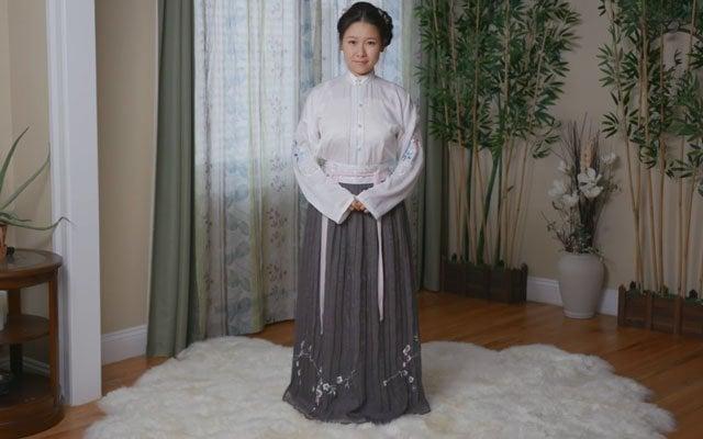 How to Wear Hanfu (5) – Hanfu Vests: Bijia