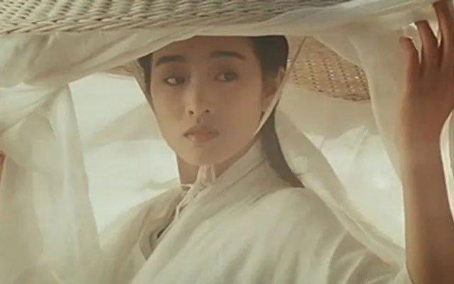 Introduce of Hanfu Face Veil: Mili & Weimao