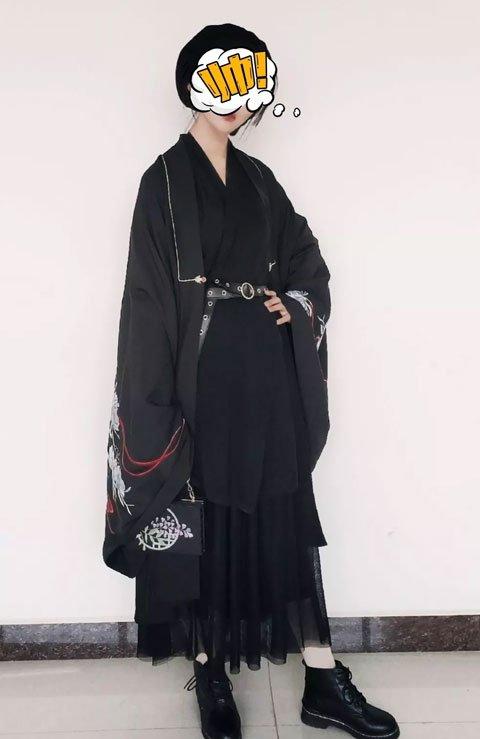 3 Easy Ways To Match Hanfu in Winter