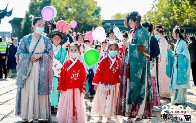 Grand Opening of the 8th Xitang Hanfu Culture Week