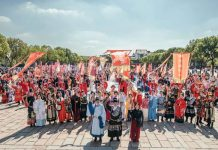 Grand Opening of the 8th Xitang Hanfu Culture Week