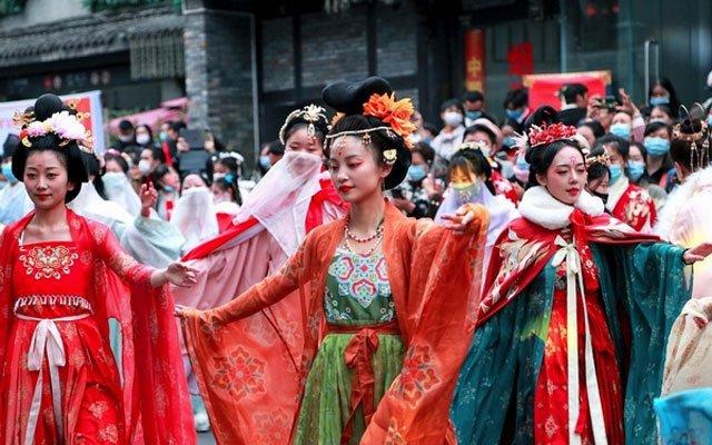 Hanfu Parade Day 2020 - Enjoy Hanfu in Chengdu!