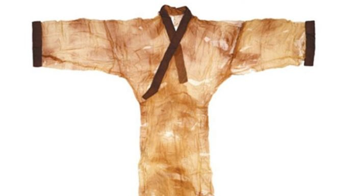 History of Chinese Silk Robe & Han Dynasty Textile Industry