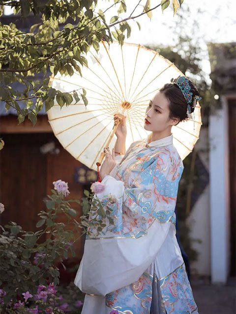 Live Photos - From the 8th Xitang Hanfu Culture Week