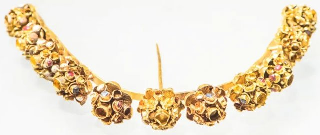 Traditional Chinese Hair Jewelry - Ming Style Diji & Tiaopai