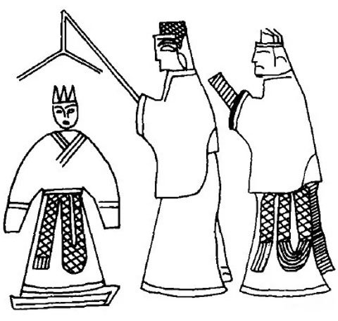 History of Hanfu Sash & Belt Ornament in Ancient China