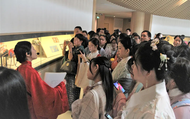 2021 Chinese Costume Festival will be held in Hangzhou on April 24-25