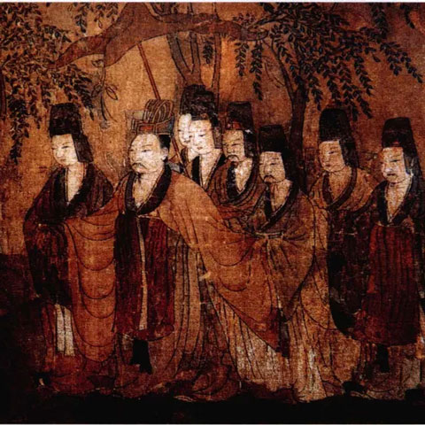History of Hanfu Costumes in the Wei and Jin Dynasties