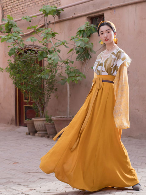 How to Wear Hanfu More Illuminating in 2021