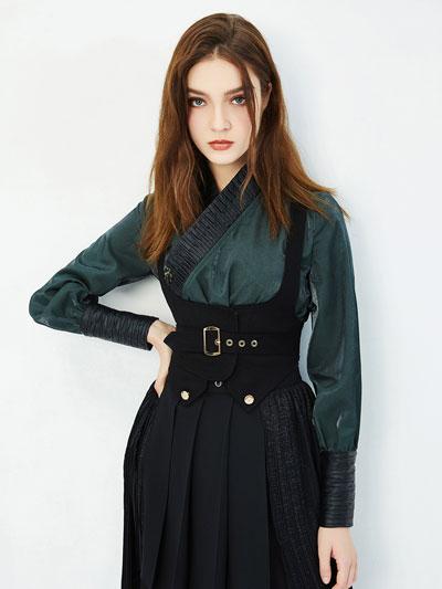 How to Wear Hanfu in Fashion?