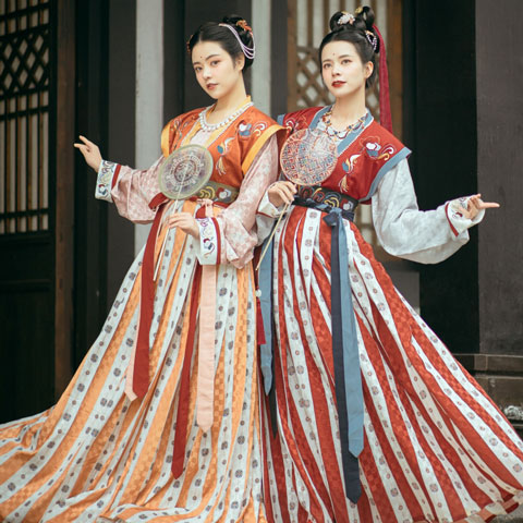 Top 3 Hanfu Fashion Trends for 2021