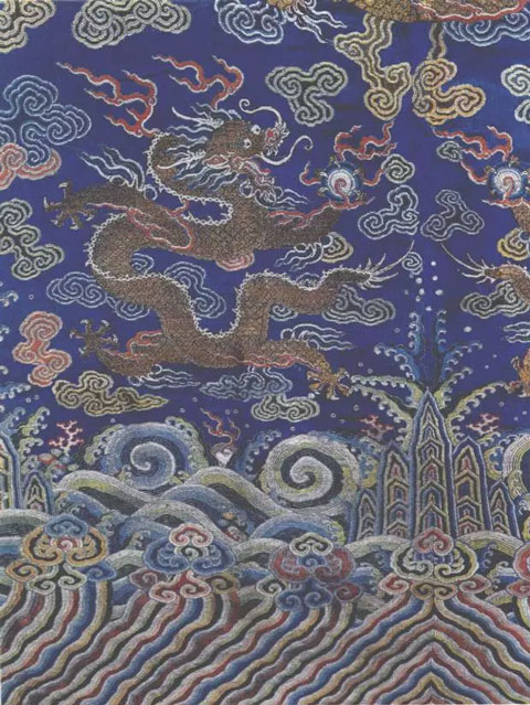 13 Traditional Chinese Dragon Patterns in Hanfu Clothing