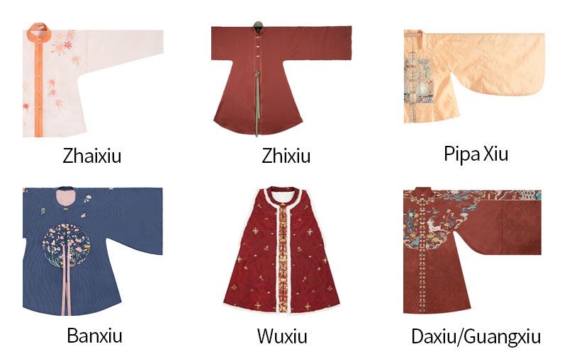 5 Steps to Figure Out the Chinese Female Outfits (Ming)