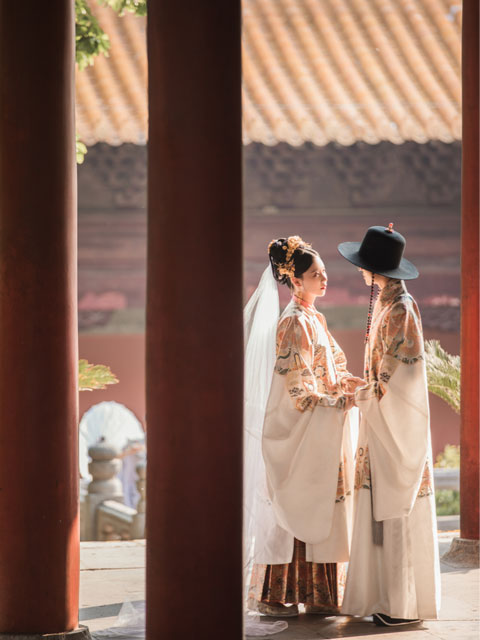 How to Prepare a Chinese Hanfu Wedding (Ming-style)?