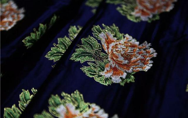 History of Chinese Silk Crafts: Cloud Brocade(Yunjin)