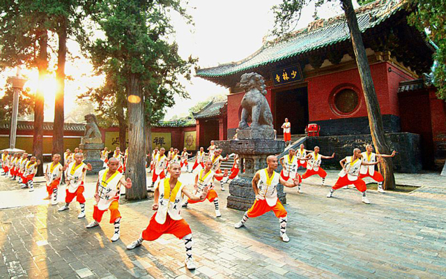 History of Shao Lin Kung Fu