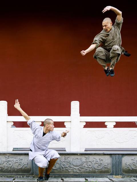 History of Kungfu