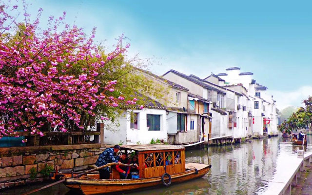 Lost In Time In Suzhou, China: CITY OF GARDENS AND CANALS