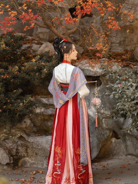 My Story with Hanfu: Hanfu Makes Me Beautiful - Xiayang