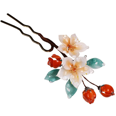 10 Types of Traditional Chinese Hairpins to Match Hanfu