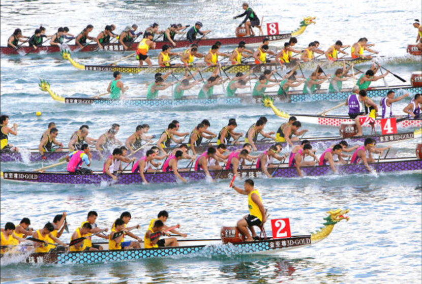 The Dragon Boat Festival Will Occur next Month